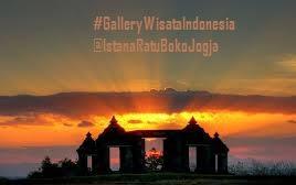 Istana Ratu Boko | Tempat Wisata di Jogja