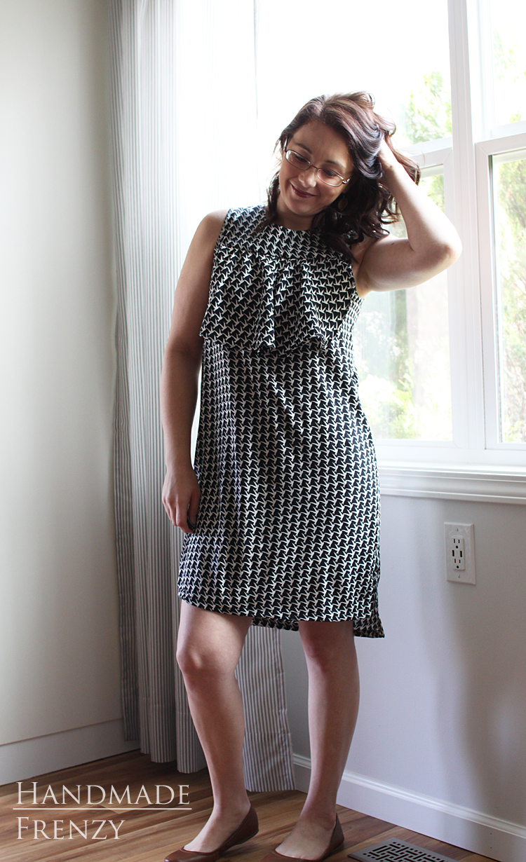 Women's Farrah Pattern // Sewing For Women