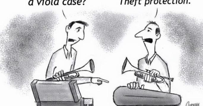 The Music Salon: Friday Miscellanea