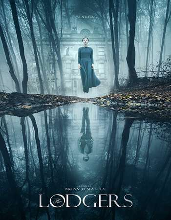 The Lodgers 2017 Full Movie Download English 720p Web-DL 700MB