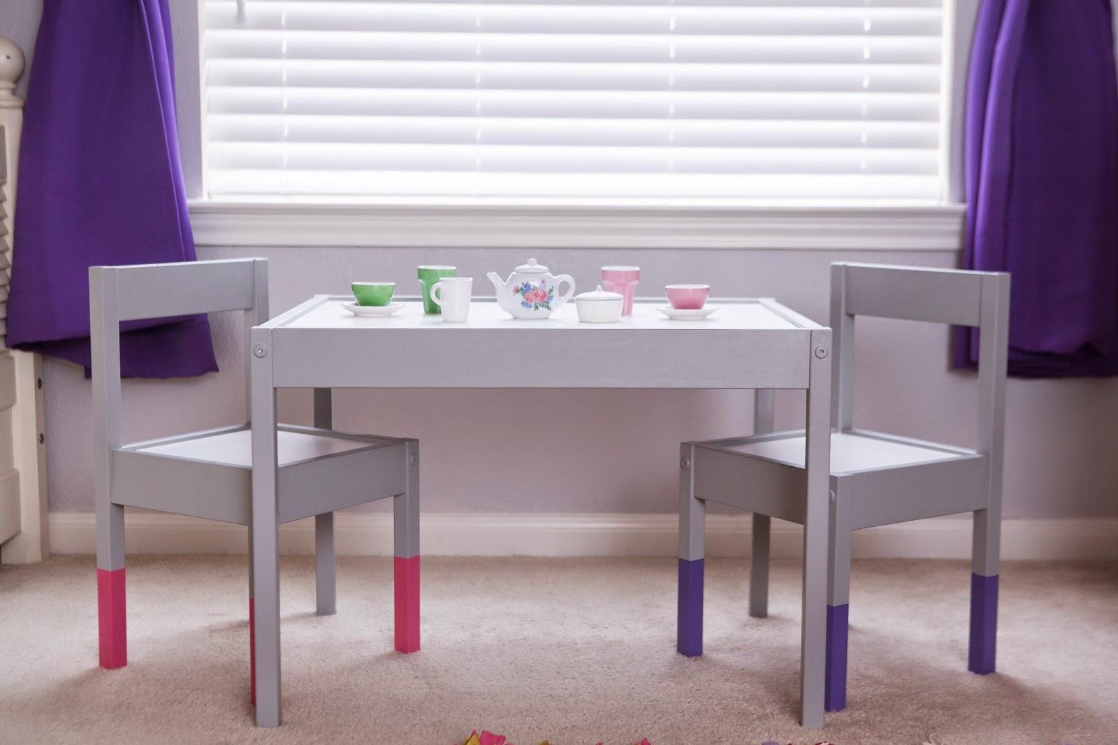 Mybellabug Ikea Hack Kid S Latt Table