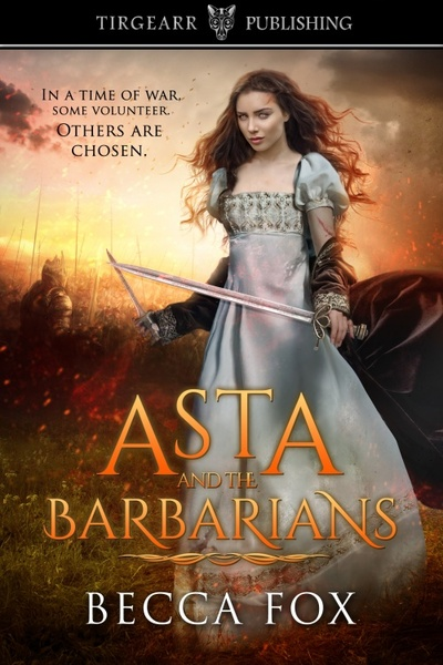 Asta and the Barbarians cover
