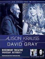 David Gray and Alison Krauss