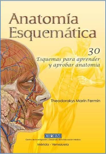 TIZA VIRTUAL (El Blog de Rafa): Nuevo Libro: Anatomía Esquemática