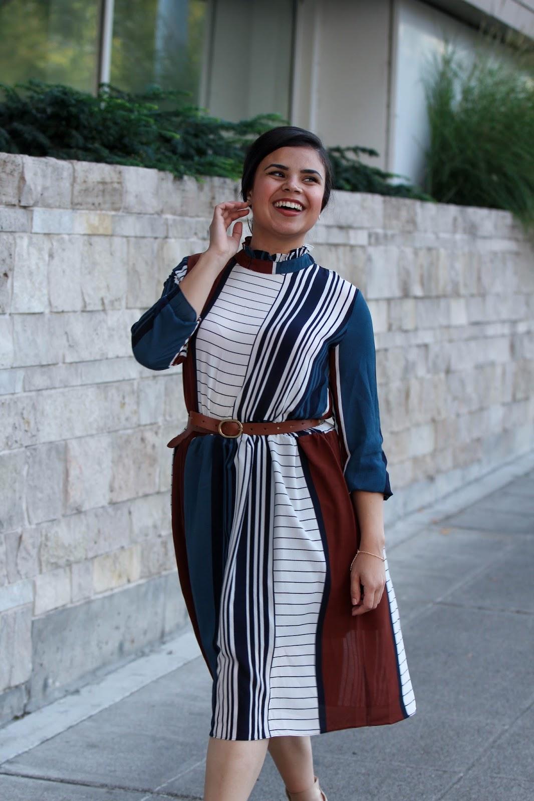 Esraa\'s heaven: An Inspiring Way To Wear Color Block This Season