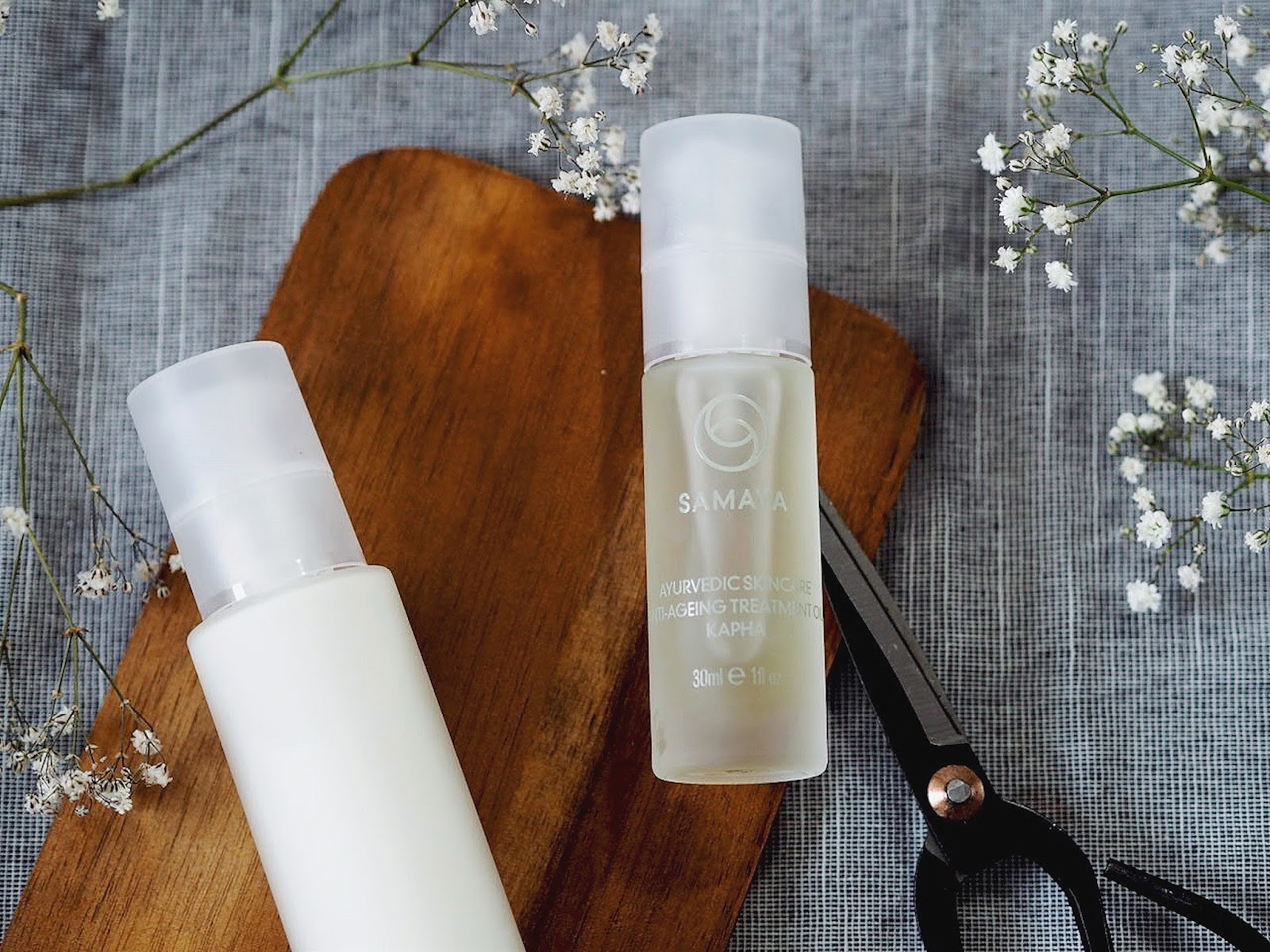 natural but very effective antiageing skincare