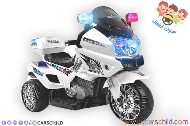 دراجات الاطفال شرطة