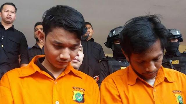 Dua Pengeroyok Anggota TNI Dibekuk, Ini Tampangnya