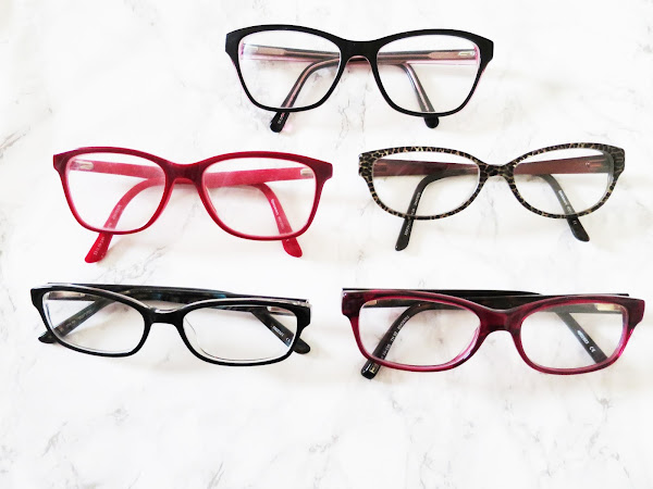 My Glasses Collection | Fashion