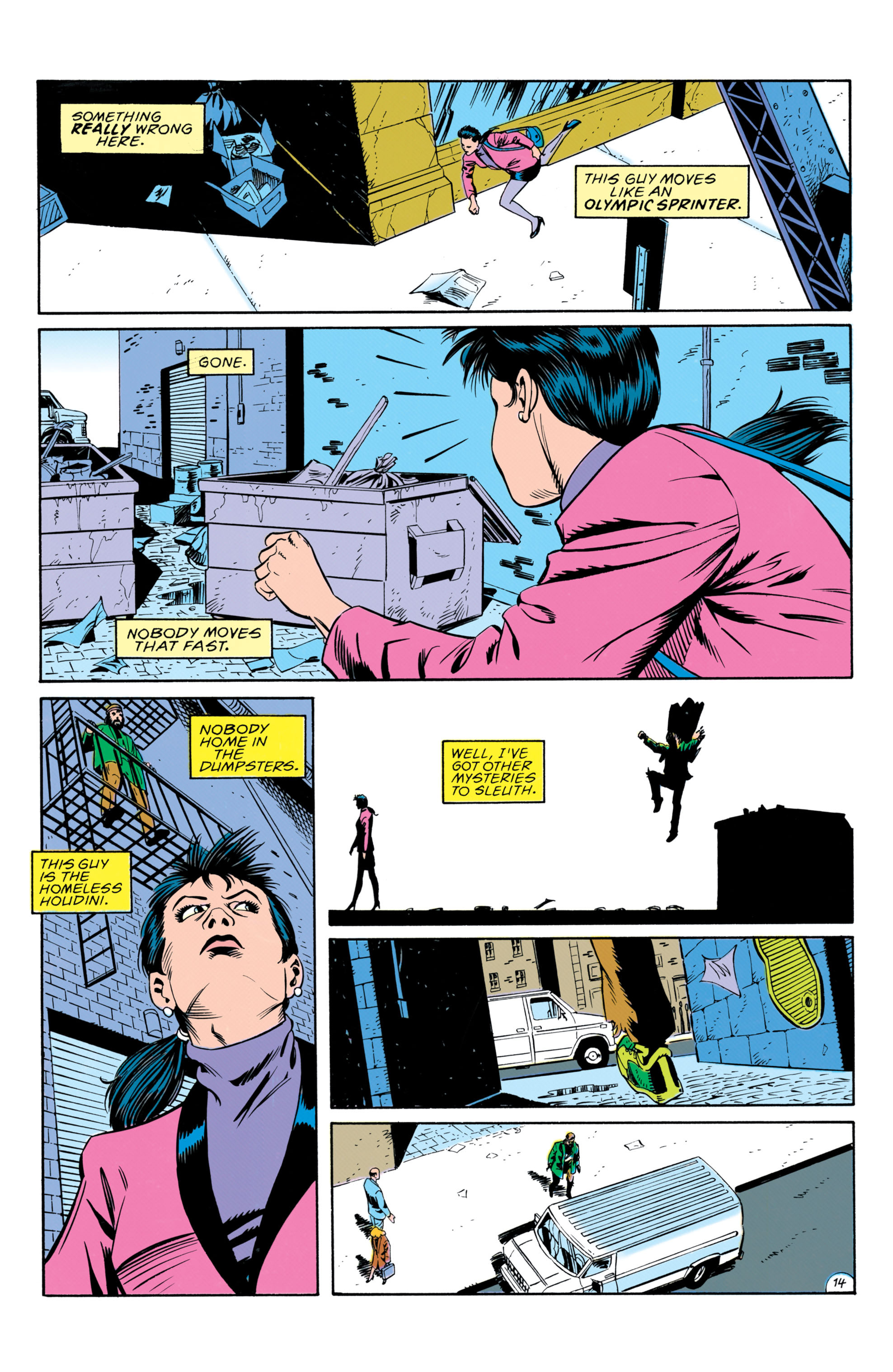 Detective Comics (1937) 652 Page 14