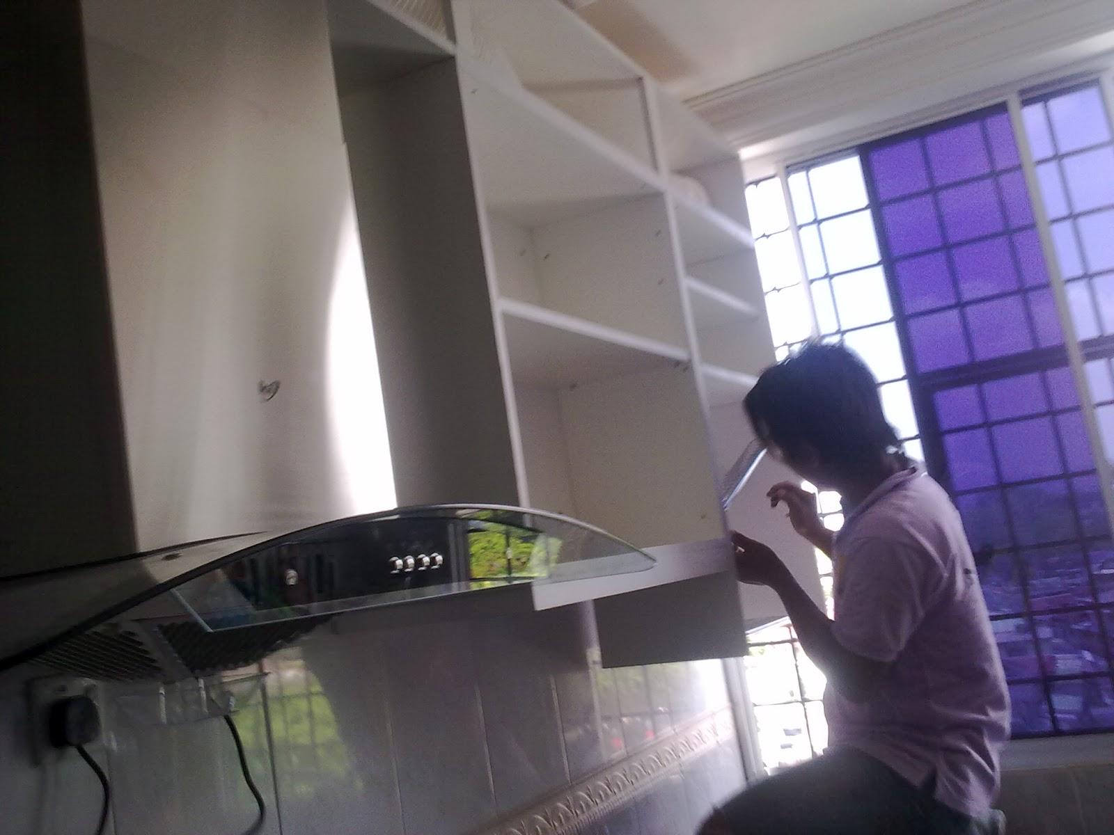 Tips Buat Kabinet Dapur