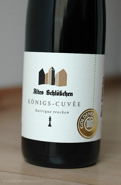 Königs-Cuvée Barrique trocken Weingut Altes Schloesschen