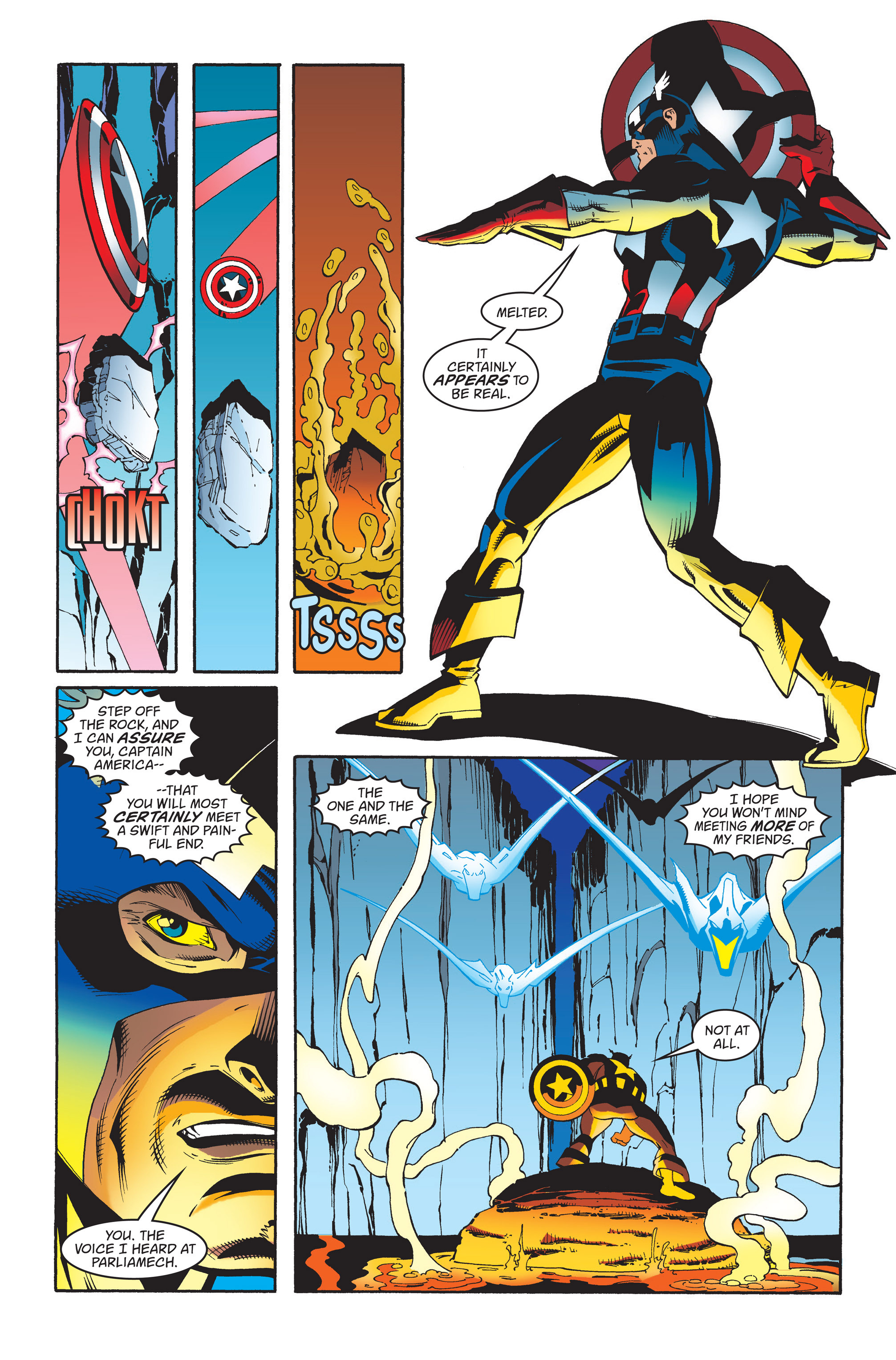 Captain America (1998) Issue #34 #40 - English 11