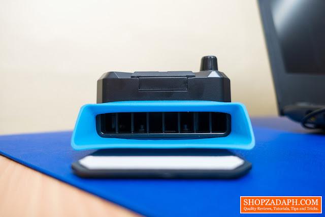 vacuum cooler lazada review - laptop cooler intake