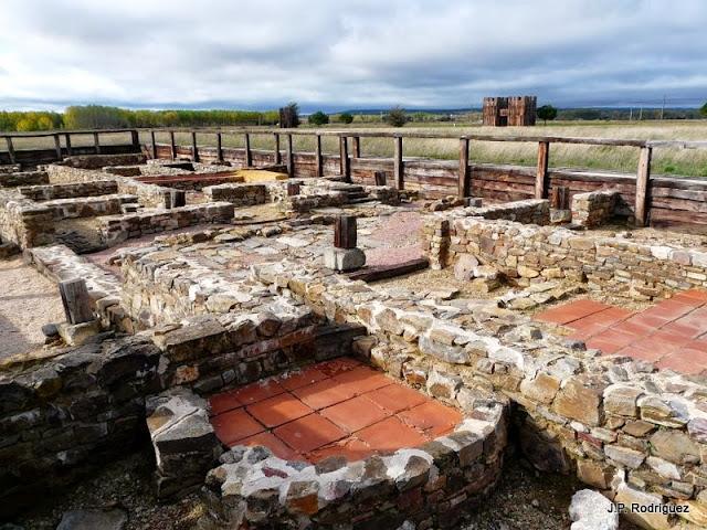 Resultado de imagen de campamento romano petavonium