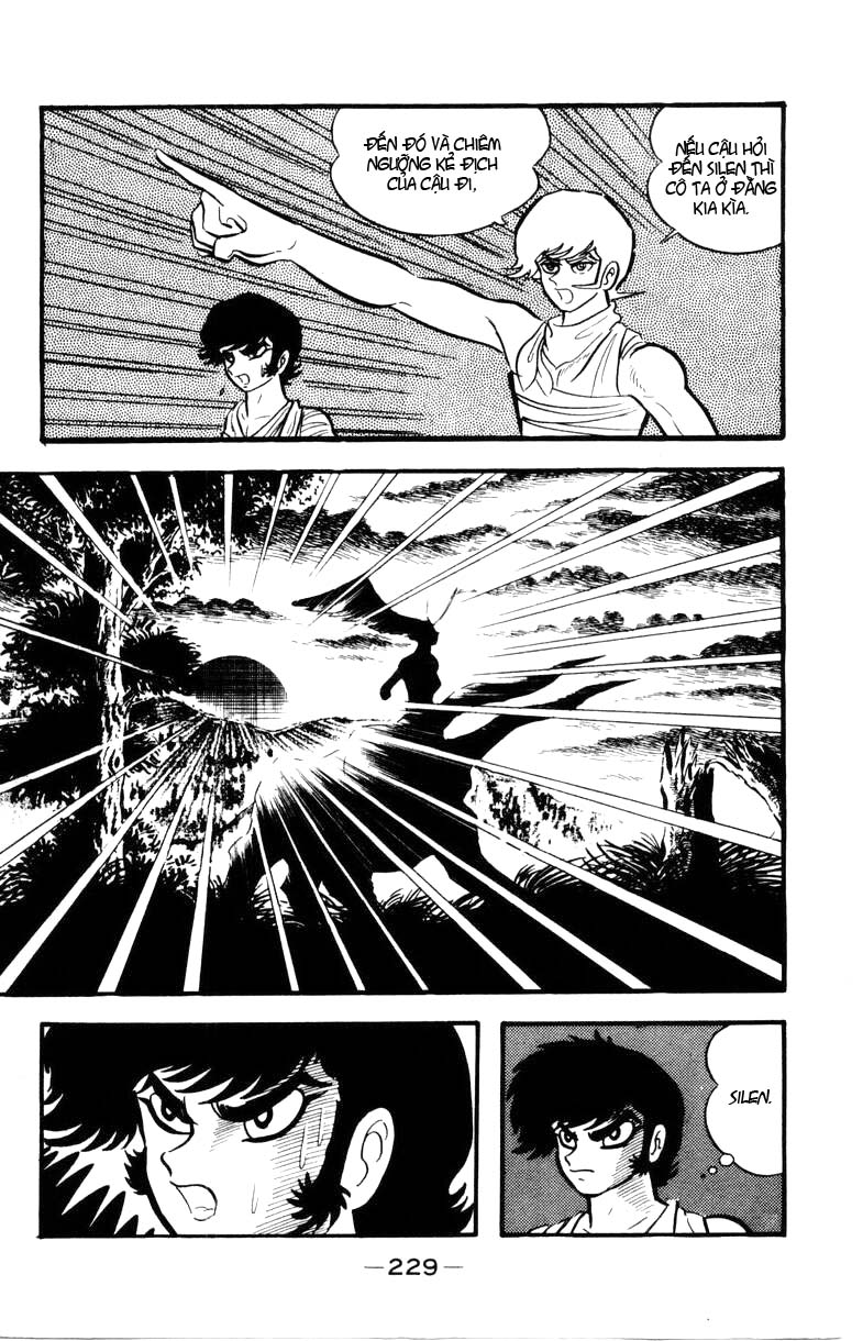 DevilMan chapter 9.2 trang 15