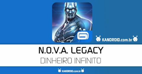 N.O.V.A. Legacy v5.3.1b APK Mod (Dinheiro Infinito)