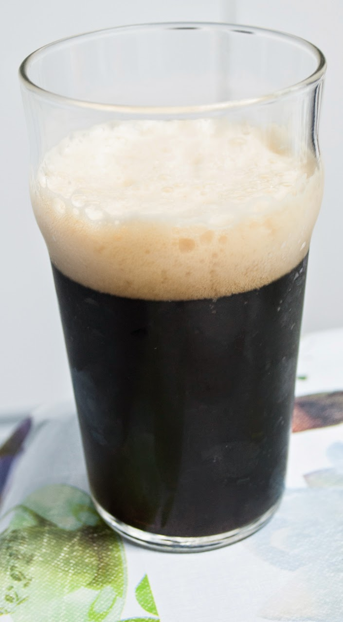 Pagoa Basque Beer Stout