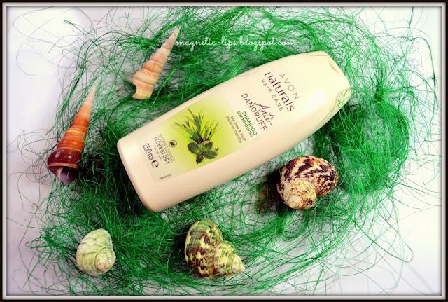 kojący szampon avon