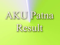 AKU BA, BSc, BCom Result 2017 1st, 2nd, 3rd year