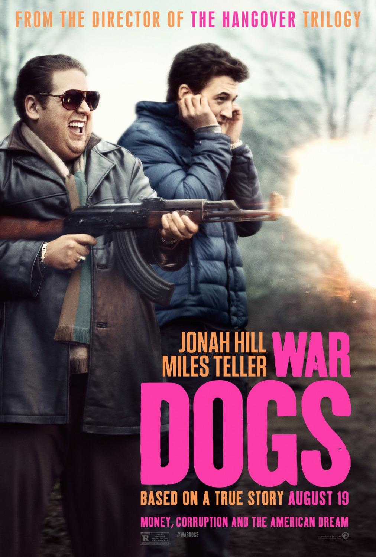 Nonton Film War Dogs (2016)