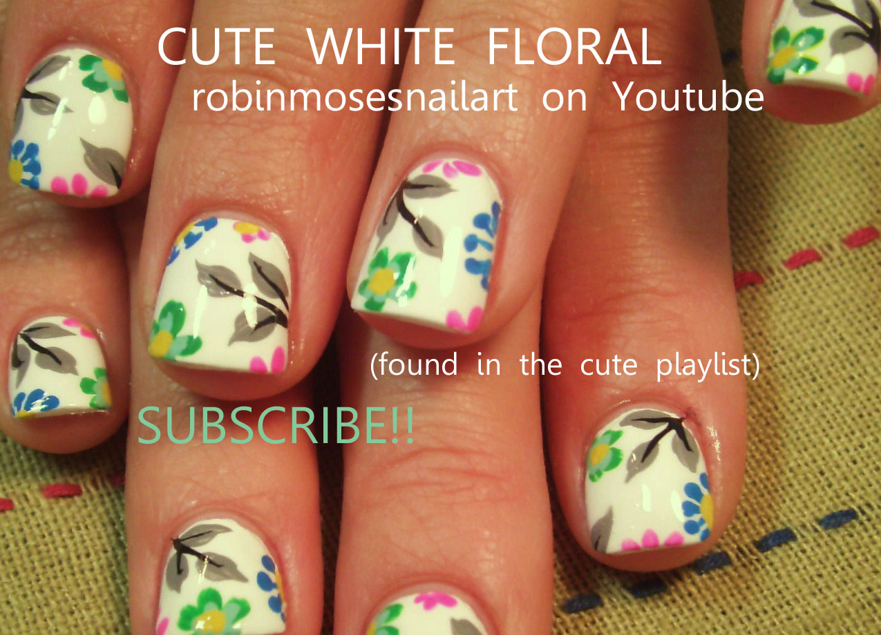 Nail Art by Robin Moses: nicki minaj roman in moscow nails, chain ...