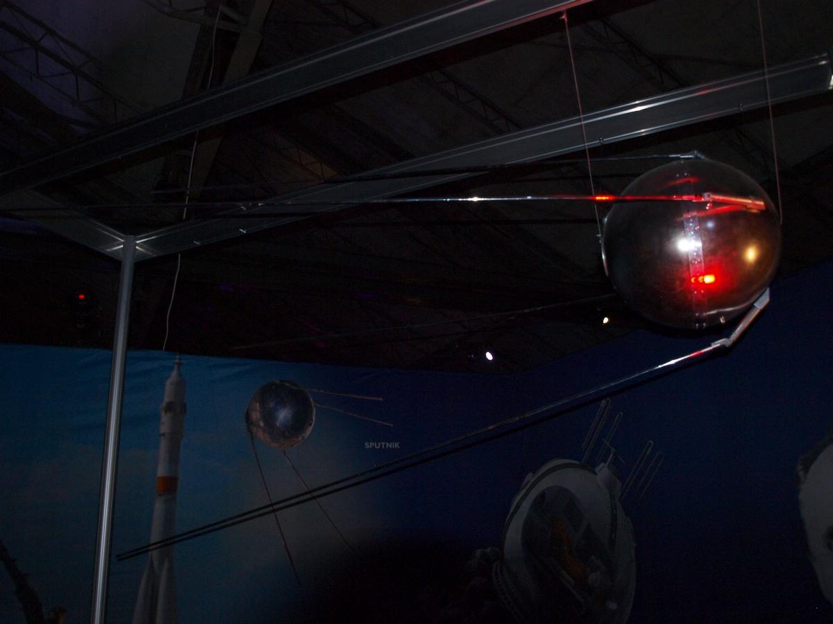 Sputnik 1 | Fot: polskiastrobloger.pl