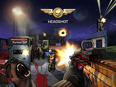 Major Gun war Apk Mod Unlimited Medals 3.9.5 Terbaru