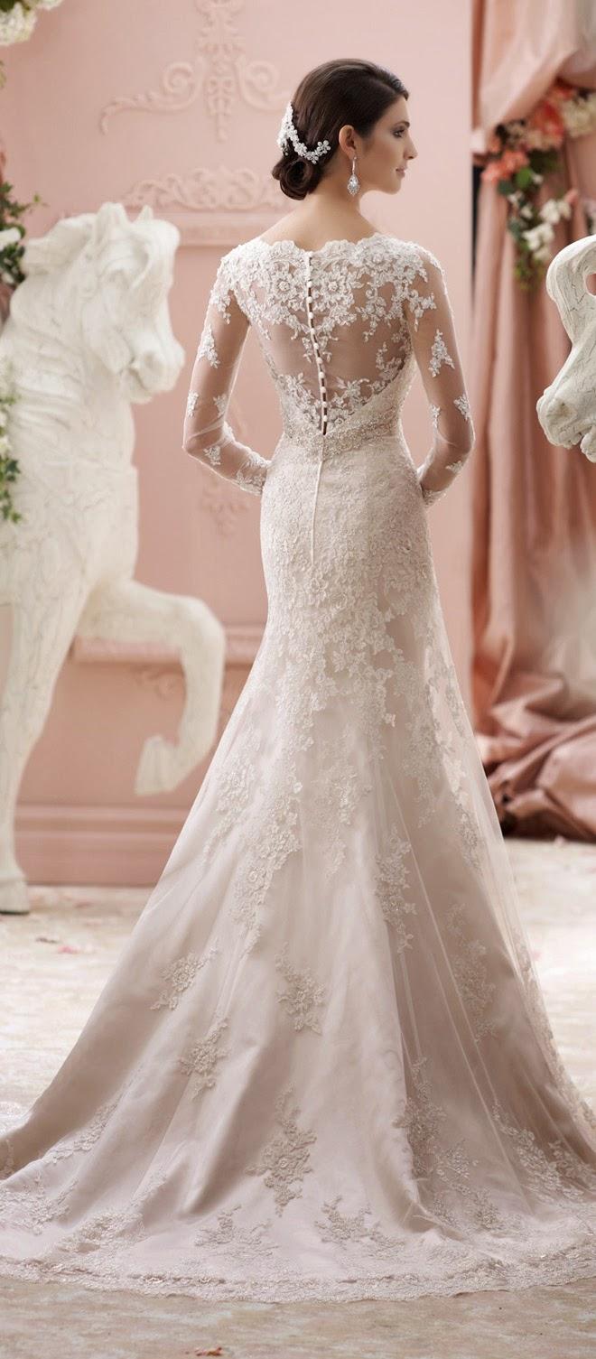 david tutera for mon cheri spring bridal collection davids bridal wedding dresses David Tutera for Mon Cheri Spring Bridal Collection Belle The Magazine