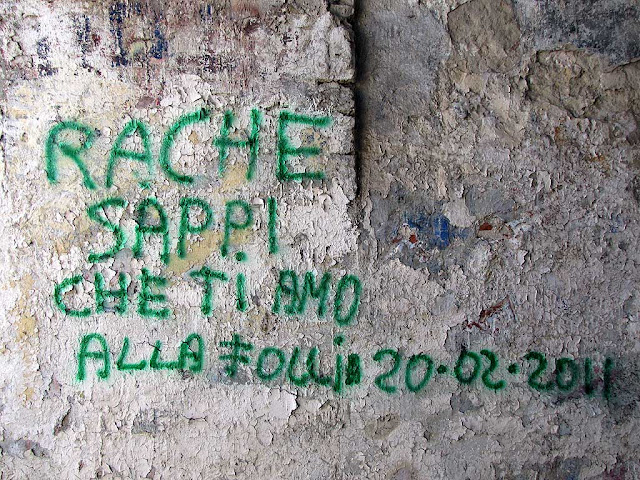 Love graffiti, Livorno