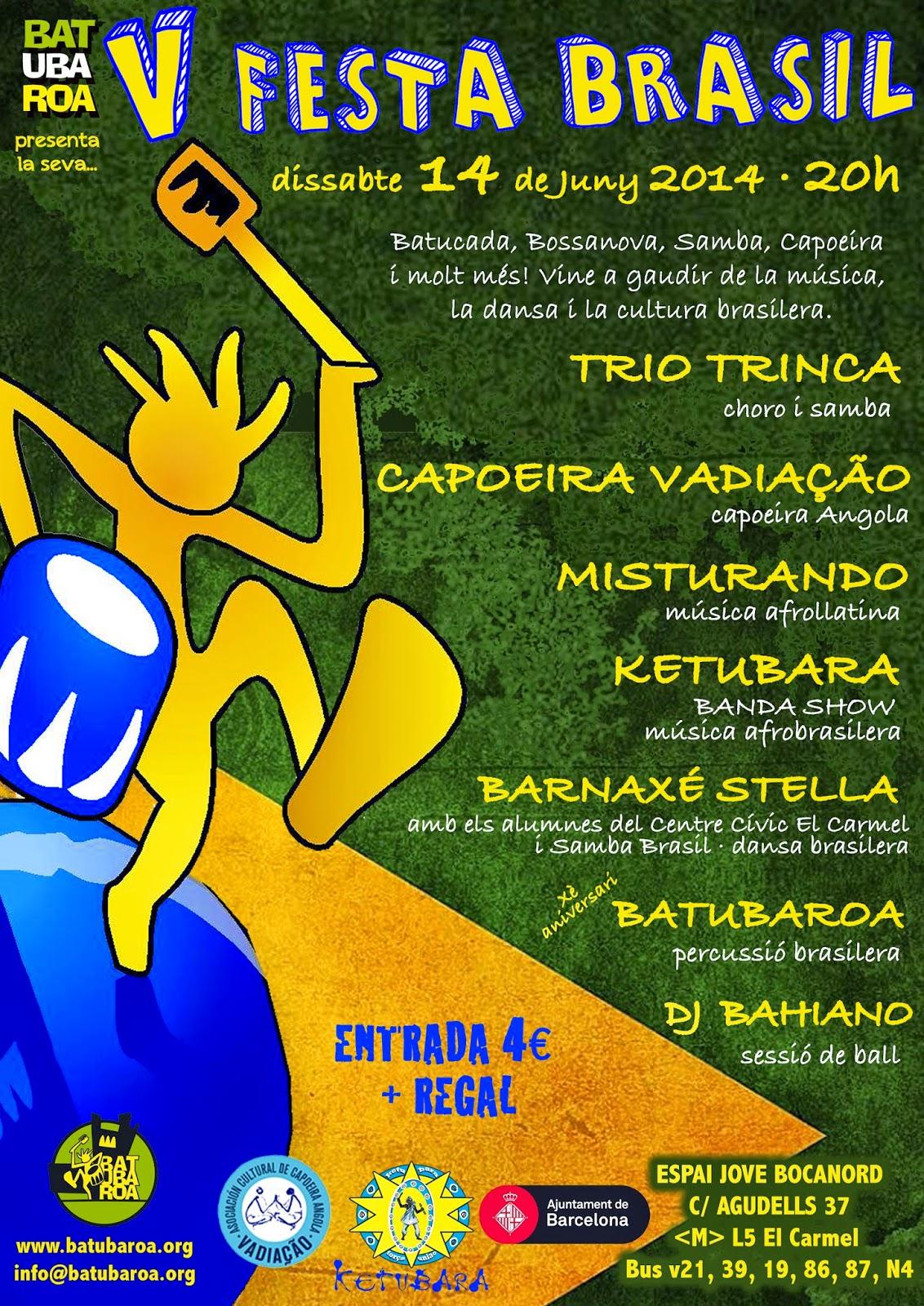 Festa Brasil Batubaroa 2014