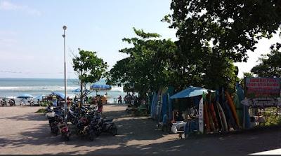 Pantai Batu Bilan canggu