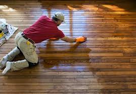 đánh vecni sàn gỗ tại nhà
