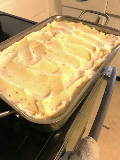 Learn how to make the traditional comfort food shephard's pie with a twist to make the meat tasty.
