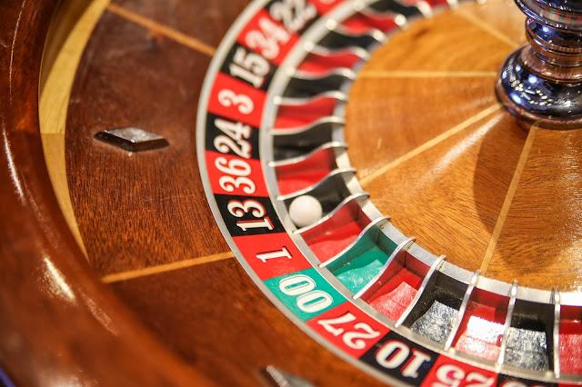 roulette, roulette wheel