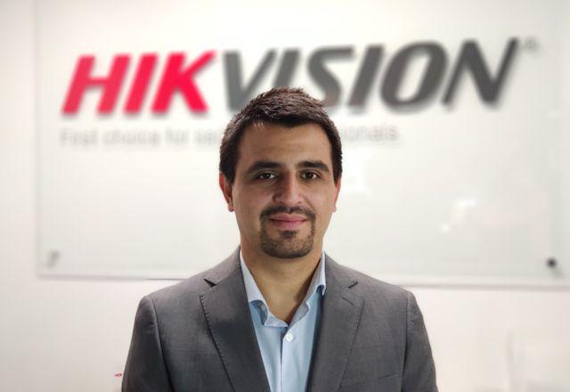 Samuel Ramírez, Business Development Director de Hikvision