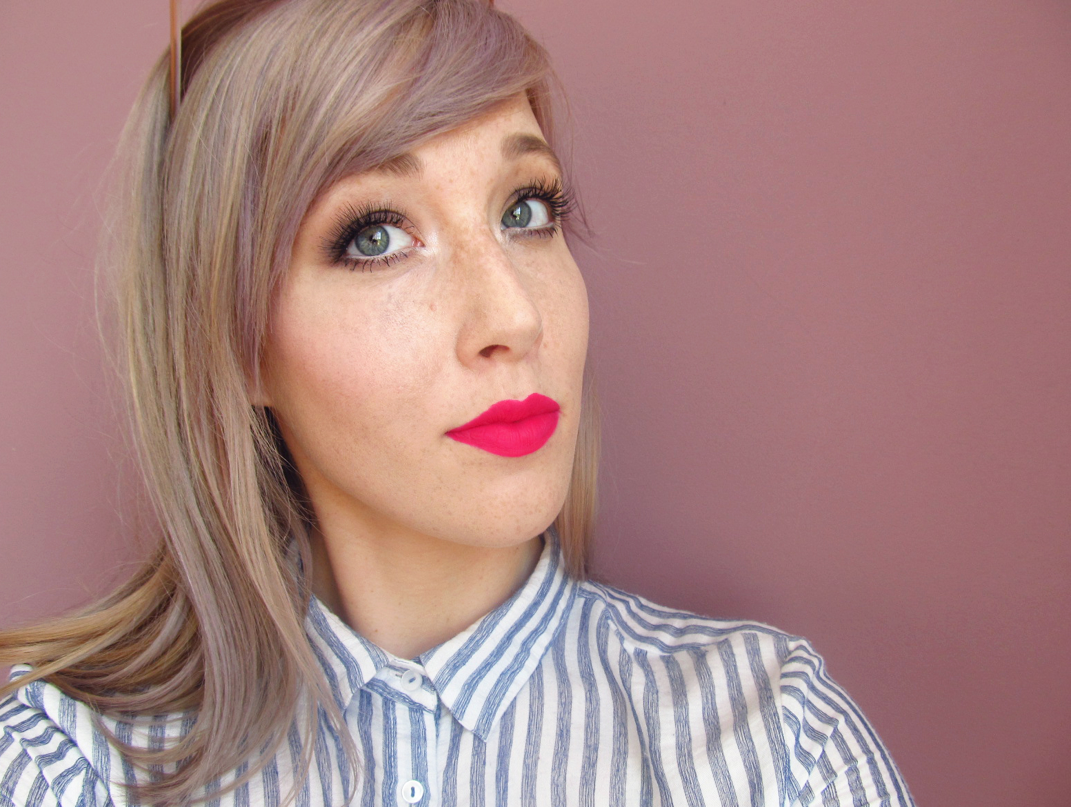 NEW Makeup Factory Mat Lip Fluids & Lipglosses | Passing Fancy