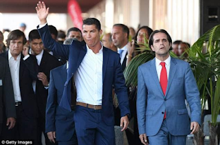 , Cristano Ronaldo to have Airport?, Latest Nigeria News, Daily Devotionals & Celebrity Gossips - Chidispalace