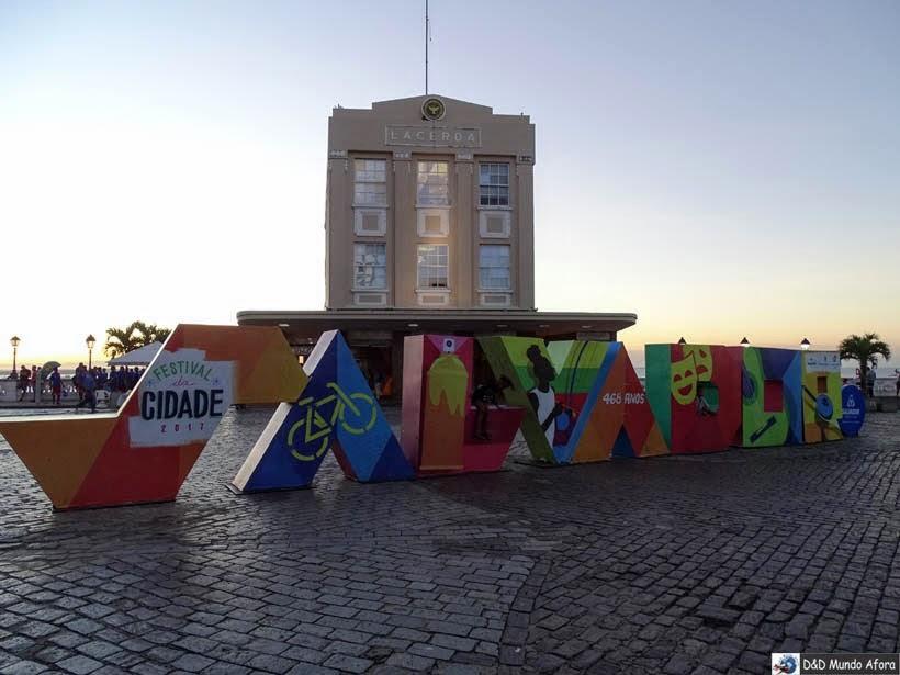 O que fazer no Pelourinho, Salvador (Bahia) - Elevador Lacerda