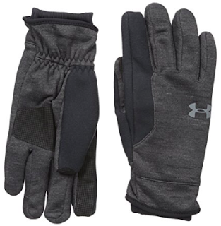 under armour winter gloves