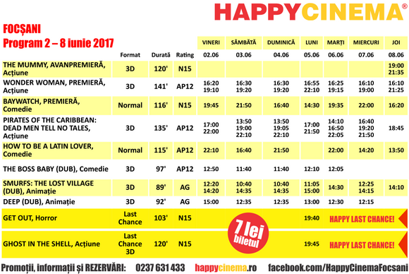 http://evenimentefocsani.blogspot.ro/2017/05/program-proiectii-26-mai-1-iunie-2017.html