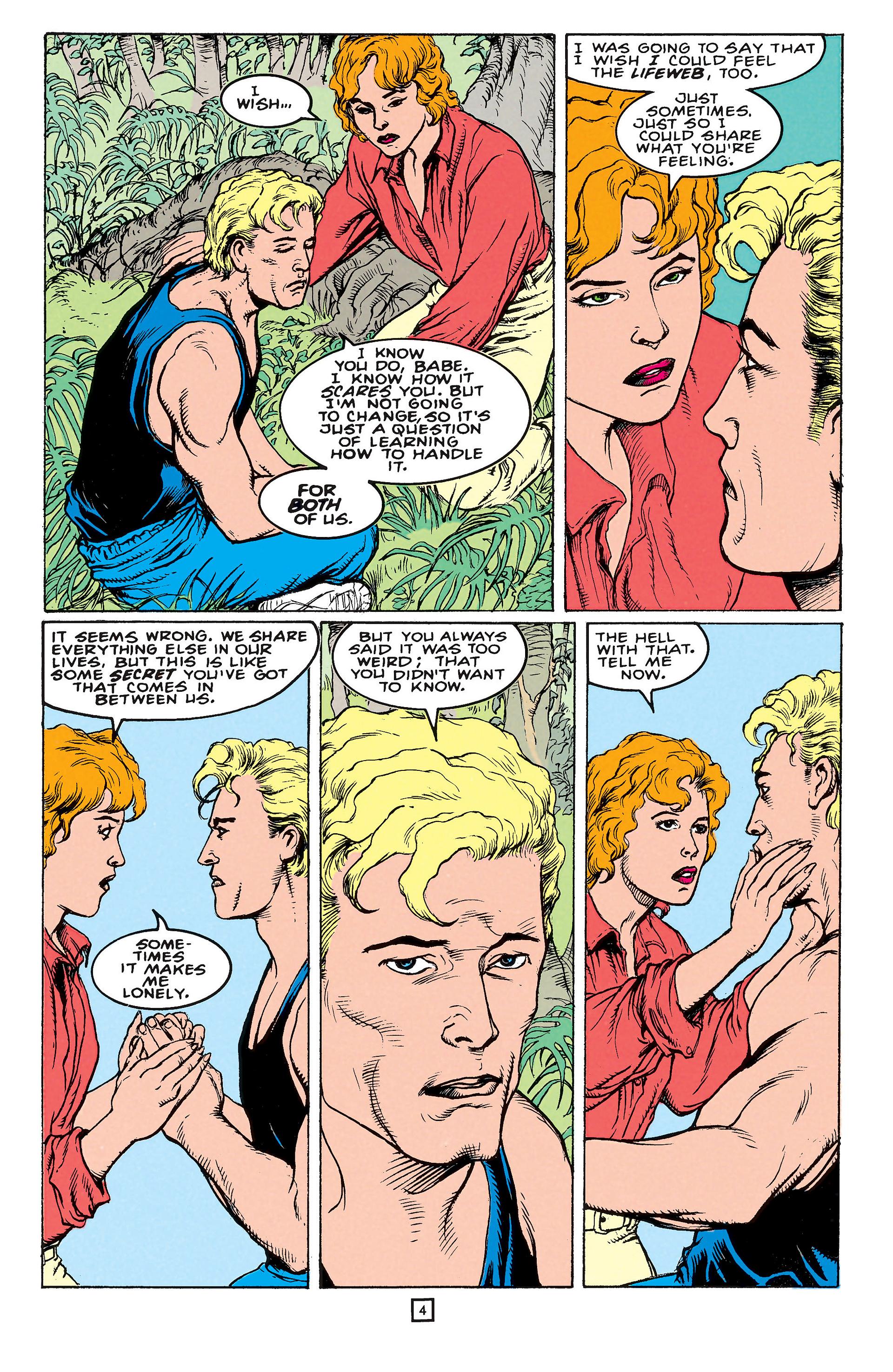Read online Animal Man (1988) comic -  Issue #65 - 4