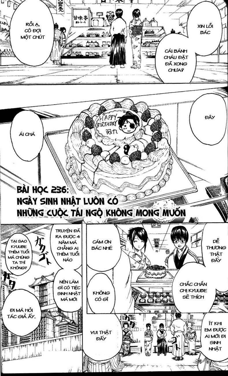 Gintama Chap 236 page 3 - Truyentranhaz.net