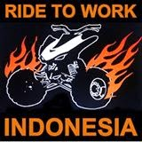 1st Anniversary Ride to Work Indonesia