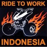 1st Anniversary Ride to Work Indonesia