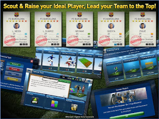 PES CLUB MANAGER APK v1.4.1 MOD Money [Latest]