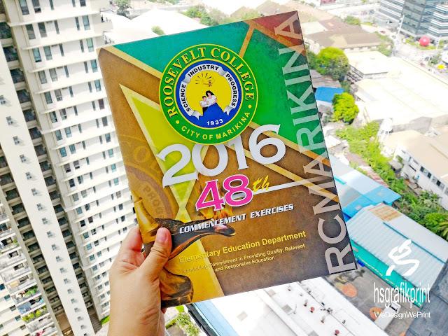 [YEARBOOK] Roosevelt Marikina 2016 Yearbook