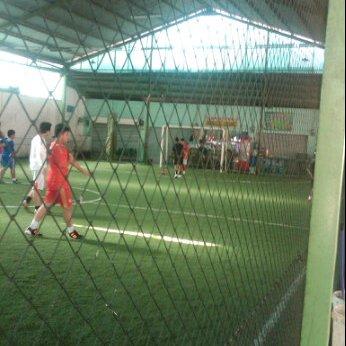 Lapangan Futsal terdekat dari Kost