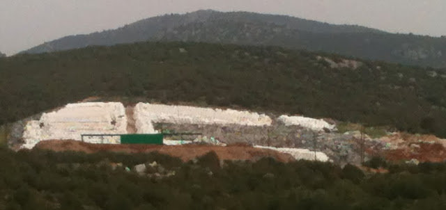 Συνήγορος του Πολίτη: Αποκατάσταση χώρου δεματοποίησης απορριμμάτων Δήμου Ερμιονίδας