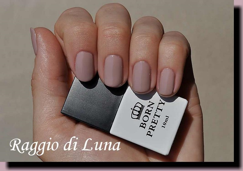 Raggio di Luna Nails: BP UV gel polish Nude Series n° 004